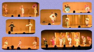 浦和コミセンで古典芸能発表会