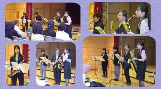 文蔵公民館でコンサート