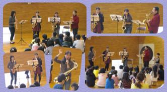 大谷場東小学校で土曜チャレンジスクール