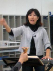 高橋アケミさんの写真